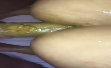 Black girl fucked hard in the ass