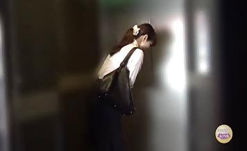 Diarheea in public bathroom