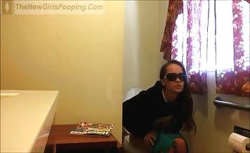 Morning pooping