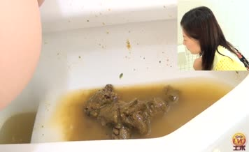 Japanese teen has diarrhea