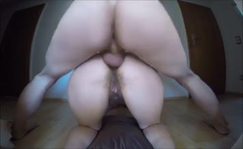 Hard doggystyle sex